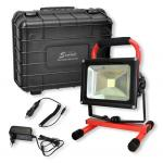 Summit rechargeable LED Floodlight 20W in case