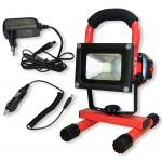 Summit rechargeable LED Floodlight 10W
