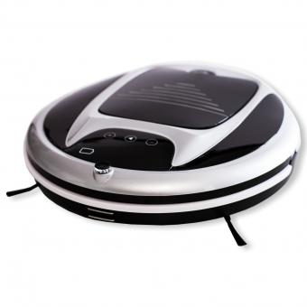 Summit robot vacuum cleaner with charging station and remote control