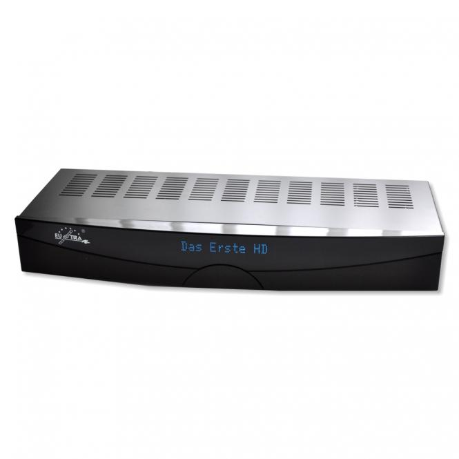 Eutra HD 750S CI<br> HDTV SAT Receiver<br>TWIN
