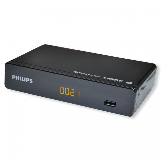 Philips DTR3202 DVB-T/T2 Receiver