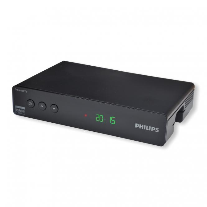 Philips DTR3442B DVB-T/T2 Receiver (freenet TV)