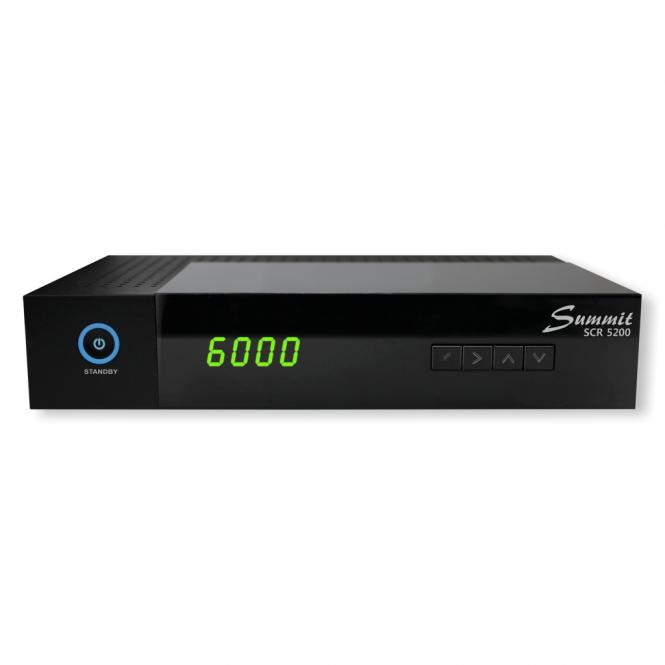 Summit SCR 5200<br> HDTV Satellite<br>Receiver