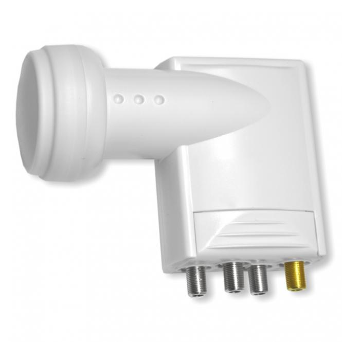 Smart Titanium Unicable LNB + 3 Legacy