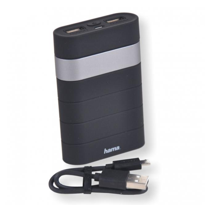 Hama Power Pack  7800mA mit 2xUSB