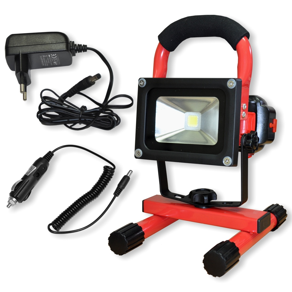Erwin weiss gmbh summit rechargeable led floodlight 10w summit rechargeable led floodlight 10w parisarafo Gallery